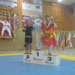 Patrizio Milia Weltmeister Kick