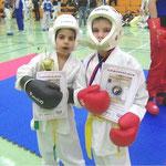 Kassem el Abadi Fight Club Milia Jugend