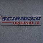 Volkswagen Club Scirocco Original IG Pin Alu (Auflage: 25 stück)