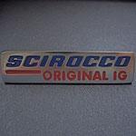 Volkswagen Club Scirocco Original IG Pin Metall (Auflage: 25 stück)
