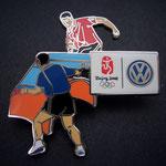 Volkswagen Beijing 2008 - Tischtennis Doppel Pin 2