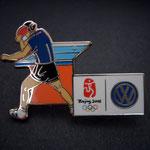 Volkswagen Beijing 2008 - Tischtennis Einzel Pin 1