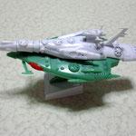 旧メカコレ・デスラー艦隊(白色彗星帝国軍)駆逐艦
