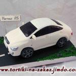 Hyundai Solaris 2 Песочный с разными добавками (чернослив, фундук, банан, вишня). Мастика 3,9кг