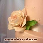 Свадебный: Розы на розовом 7,9кгСвадебный: Розы на розовом 7,9кг
