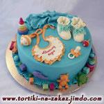 Детский торт для Максимки Пиковая дама. Мастика 3,2кг