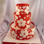 Свадебный: Красное и белое 6кг