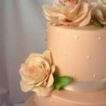Свадебный: Розы на розовом 7,9кг