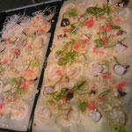 香川県産活け締め刺身用たこを使っての高級たこ焼き&くじら肉たこ焼き