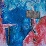 Biondo Francesco - Kromotipo (in blu)