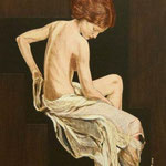 Mirenda Melo, Dopo il bagno