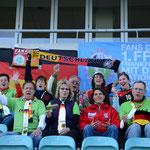 Fanclub & Friends beim Algarvecup 2014 (Finale)