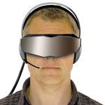 Prototypen-Entwurf einer Cyberbrille