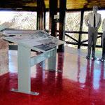 Ausstellung im Serengeti Nationalpark