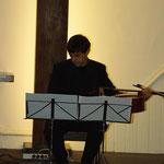 Philippe Cauchefer, violoncelliste. Concert autour des Femmes - 13 février 2012