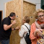 """Schaubar"", Galerie Vor Ort, Wien, 2009"