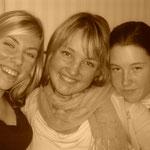 Runa, Vicky und Pia