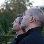 Micha und Christophe