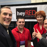 2016 AENC Trade Show - with speakers Scott Francis, Kalani Thomas, and                                       Dr. Kevin Snyder
