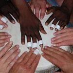 nos mains...