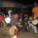 à Abidjan avec Madou