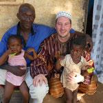 la famille, le grand Aboubacar Fatouabou Camara