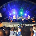 """notre concert à """"L'Internat"""" à Yopougon...le top du Zouglou..."""