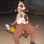 "à Conakry avec ""gaucher"" Fatabou Camara"