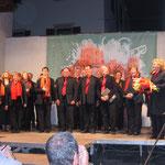 Chorreise nach Pergine
