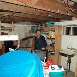 Le sous-sol des vieilles maisons fait souvent peur aux gens qui y habitent.