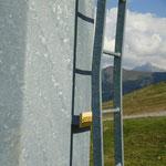 4-er Sesselbahn (Milkabahn) Lenk BE, 2014
