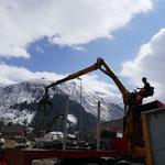 Abbruch 2-CLF Andermatt-Nätschen und Teilrückbau Skilift Dürstelen, UR 2017