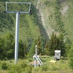 Skigebiet Erner Galen VS, 2011