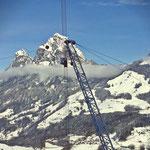 7.5 Tonnen Materialseilbahn, Bau neue Standseilbahn Stoos SZ