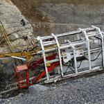 Windenbahn mit Personentransport, Bau neue Standseilbahn Stoos SZ, 2014 - 2017