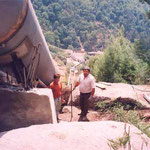 5 Tonnen Materialseilbahn, Seja POR, 1994