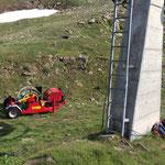 2-er Sesselbahn und Skilift Gruschenalp, Andermatt UR, 2015