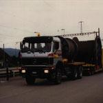 Montage GUB Beatenberg - Niederhorn, Beatenberg BE, 1995