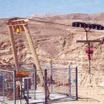 3 Tonnen Materialseilbahn, Masada ISL, 2001
