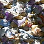 Sandsäcke; Fotoprint; 36 x 56 cm
