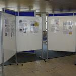 Die Ausstellung im Foyer des Landratsamtes Ostallgäu in Marktoberdorf