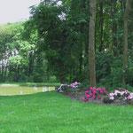Promenade aux Trois Fontaines - Vilvoorde - mai 2012