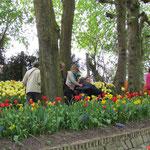 "Visite de ""Floralia"" - Grand-Bigard"