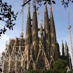 Conférence - Barcelone - La Sagrada Familia