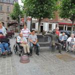 Excursion à Liège - juillet 2011