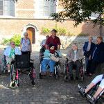 Excursion Notre-Dame de la Rose - août 2012