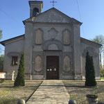 Spirago (PV) - Chiesa di S. Maria Assunta