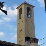 Prado (PV) -  Fraz. di Cura Carpignano Chiesa di S. Giovanni Battista