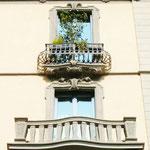 Milano - Edificio vincolato Via California, 15
