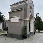 Milano - Cimitero Monumentale - Tomba Garavoglia
